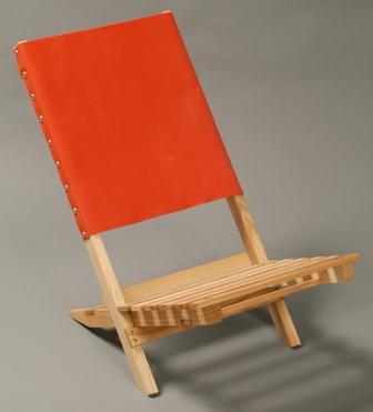 sagli produkte ideen f r den werkunterricht campingstuhl. Black Bedroom Furniture Sets. Home Design Ideas